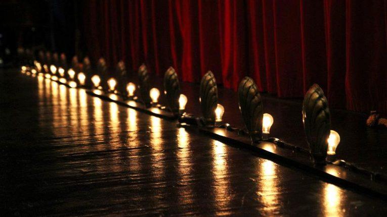 blue ridge community theater