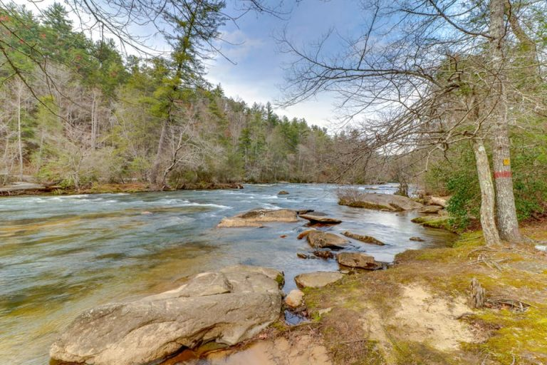 Float the Day Away — Toccoa River Canoe Trail