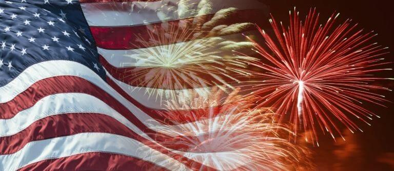 Where to Catch 2018 July 4th Fireworks Around Blue Ridge