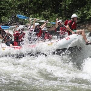 whitewater rafting ocoee river