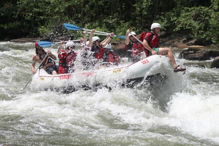 Two Local Companies Named Among the Best Whitewater Outfitters in the Country