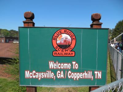 mccaysville sign