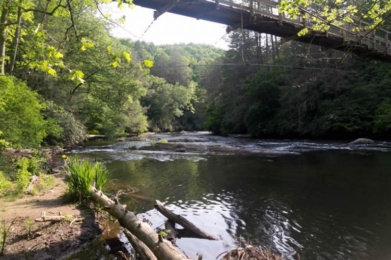 A Brief History of the Cherokee Along the Toccoa River in Fannin County