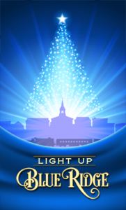 Light Up Blue Ridge @ Downtown Blue Ridge   Blue Ridge   Georgia   United States