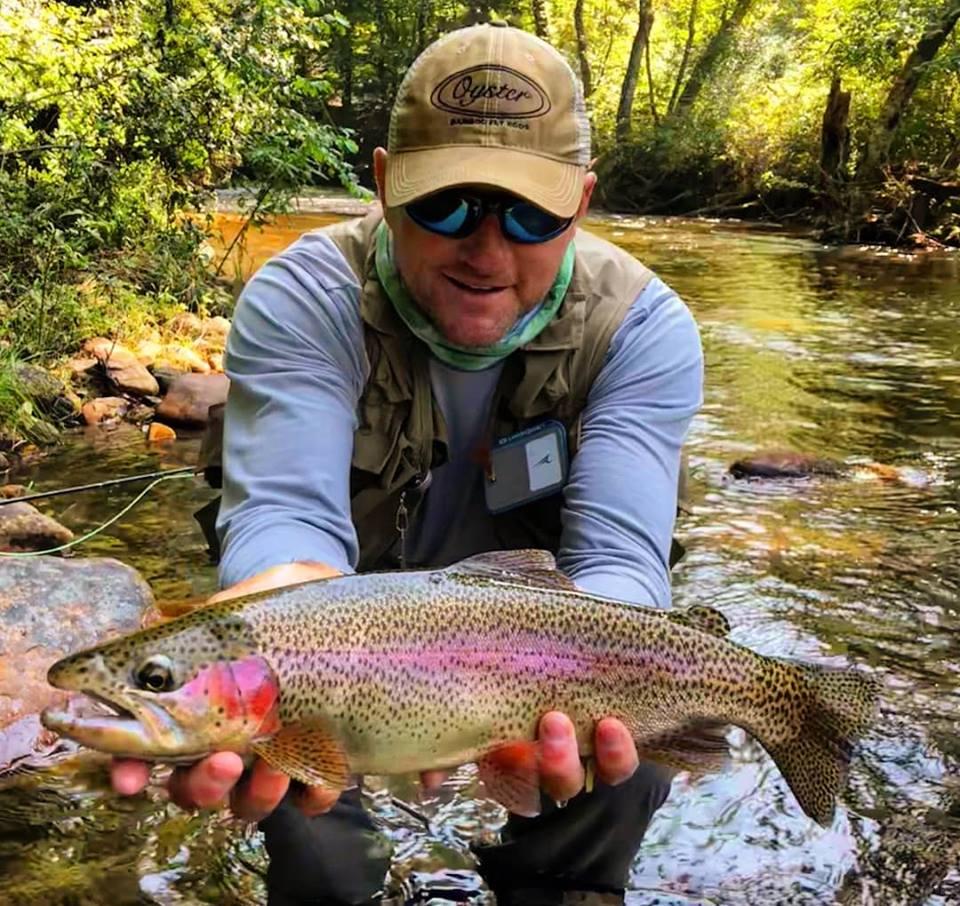 blue ridge trout