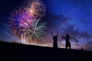 2019 Lake Blue Ridge 4th of July Fireworks @ Lake Blue Ridge Marina