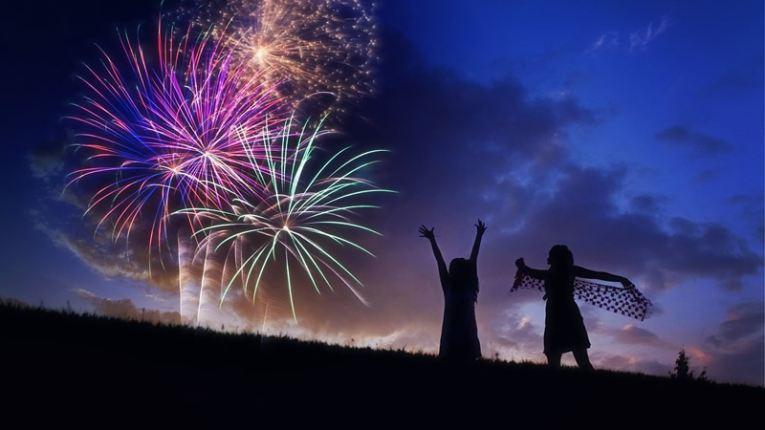 2019 blue ridge fireworks july 4