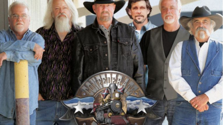 confederate railroad in concert