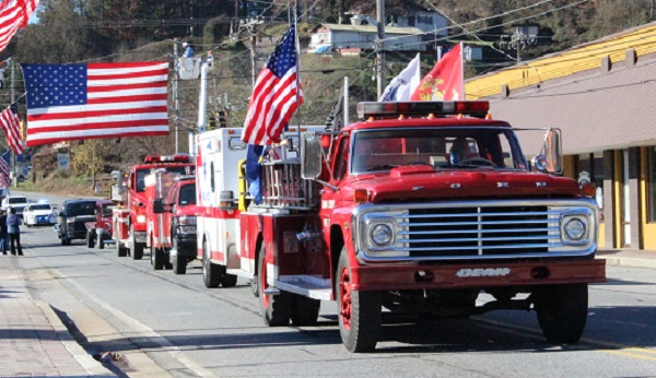 mccaysville copperhill parade