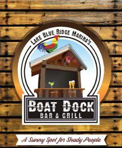 Live Music ~ Boat Dock Bar & Grill at Lake Blue Ridge Marina @ Boat Dock Bar & Grill