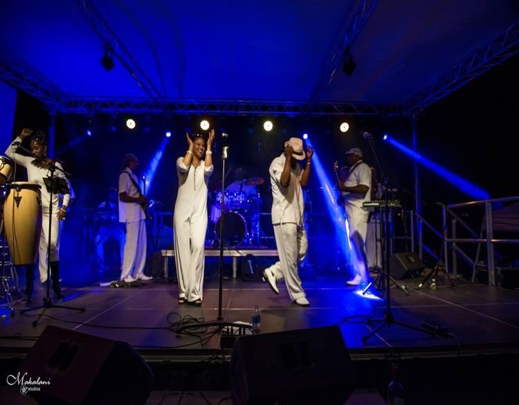 Kharisma Jazzmatic Funk jazz band