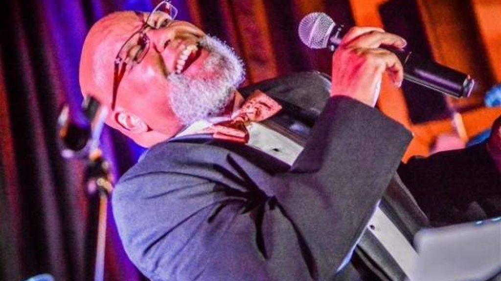 jazz singer fred johnson