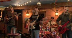 The Varden Live at Bin 322 @ Bin 322 Wine Bar   Blue Ridge   Georgia   United States